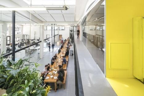 MVRDV House Nuevas oficinas en Róterdam