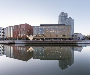 Schmidt Hammer Lassen Architects Malmo Live Centro Cultural
