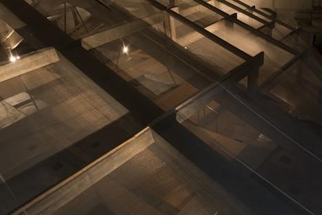 Vazio Cine Theatro Brasil, Arqueologia Estructural