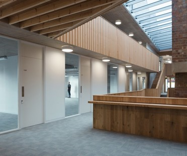 00 Architecture, The Foundry Social Justice Centre, Londres