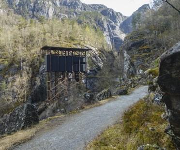 Peter Zumthor Allmannajuvet National Tourist Routes Noruega