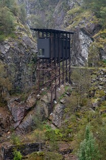 Peter Zumthor Allmannajuvet National Tourist Routes Noruega