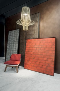 Iris Ceramica y FMG Fabbrica Marmi e Graniti Cersaie 2016
