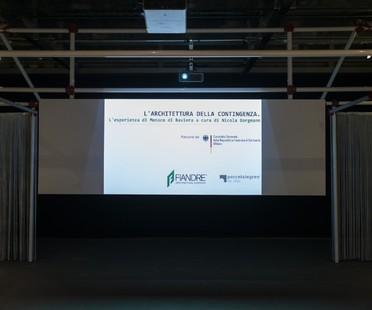 Nicola Borgmann en el FAB Milano La Arquitectura de la Contingencia