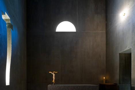 Álvaro Siza en el Maxxi Roma exposición Sacro