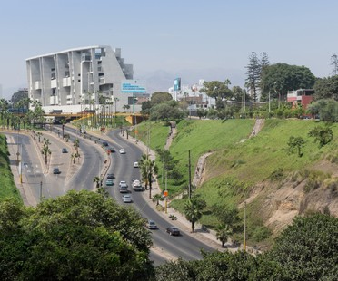Grafton Architects UTEC Campus Universitario en Lima Perú