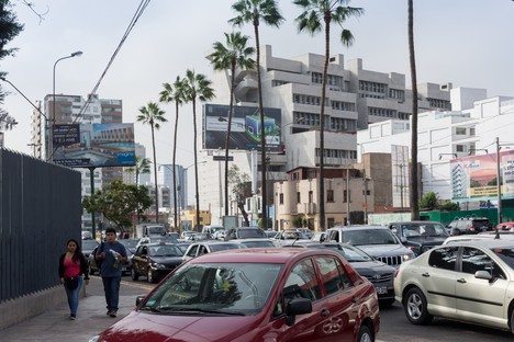 Grafton Architects UTEC Campus Universitario en Lima Perú