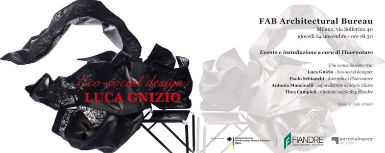 FAB Milán OneNight Diseño Ecosocial Luca Gnizio