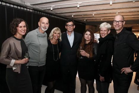 Entrega de Premios Next Landmark 2016 FAB Berlín