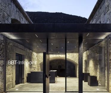 Markus Scherer Punto de Información del BBT Recuperación del Fuerte de Fortezza, Bolzano