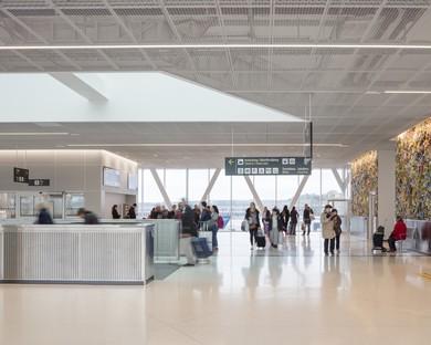 C.F. Møller New Ferry Terminal di Stoccolma