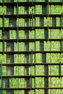 Maison Edouard François M6B2 Torre de la Biodiversidad París