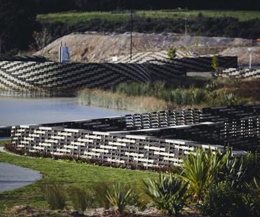 Isthmus, Kopupaka Reserve en Nueva Zelanda, World Landscape of the Year 2016