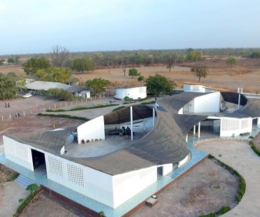Toshiko Mori Architects Thread Artist Residency and Cultural Centre Senegal