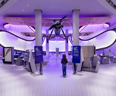 Zaha Hadid Architects Mathematics: The Winton Gallery Londra
