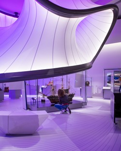 Zaha Hadid Architects Mathematics: The Winton Gallery Londres