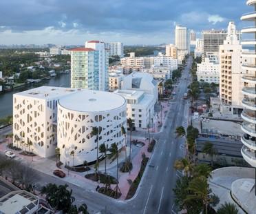 OMA Faena Forum, Faena Bazaar y Park - Miami Beach