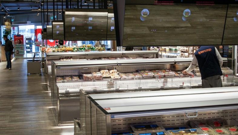 Area-17, Carlo Ratti, Iris Ceramica en Milán para el supermercado del futuro