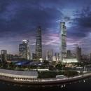 Guangzhou CTF Finance Centre 2 Rascacielos China
