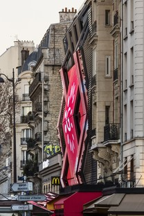 Manuelle Gautrand Architecture Cine Alesia París