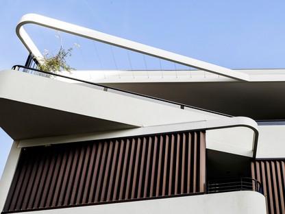 Luigi Rosselli Architects Dúplex en la ciudad, Sídney