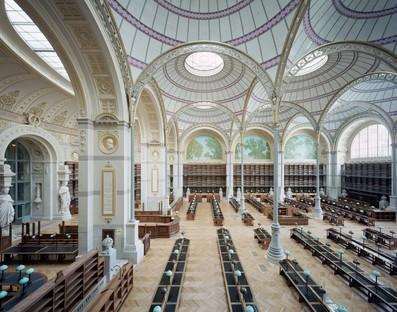 Bruno Gaudin et Virginie Brégal Architectes reforma del Quadrilatère Richelieu en París