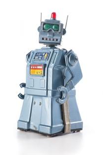 Directional Robot, 1957 ph. Andreas Sütterlin
