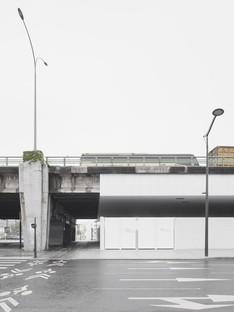 Data Architectes Centro de Recogida – Isla Ecológica Porte de Pantin París