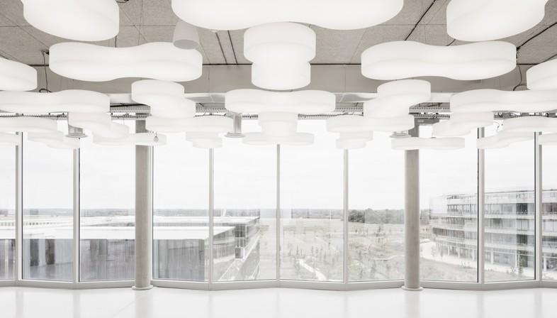 ECDM Campus EDF - Plateau de Paris - Saclay la serendipità in architettura