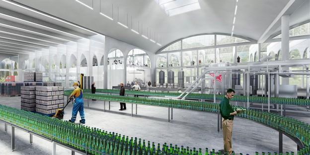 BIG – Bjarke Ingels Group firma la San Pellegrino Flagship Factory