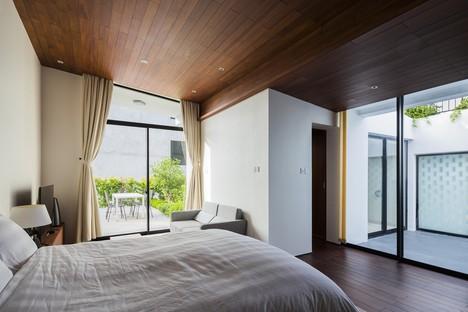 Vo Trong Nghia Architects + ICADA A House en Nha Trang