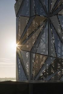 C.F. Møller Architects Arte y Arquitectura en el Centro Energético de Greenwich