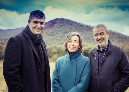 Rafael Aranda, Carme Pigem y Ramón Vilalta Pritzker Prize 2017