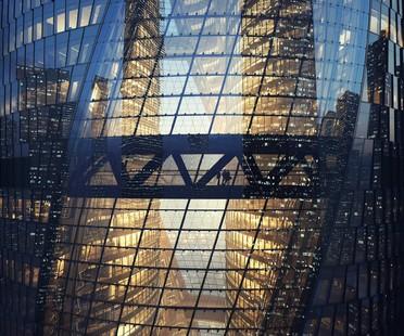Zaha Hadid Architects Rascacielos Leeza SOHO Pekín