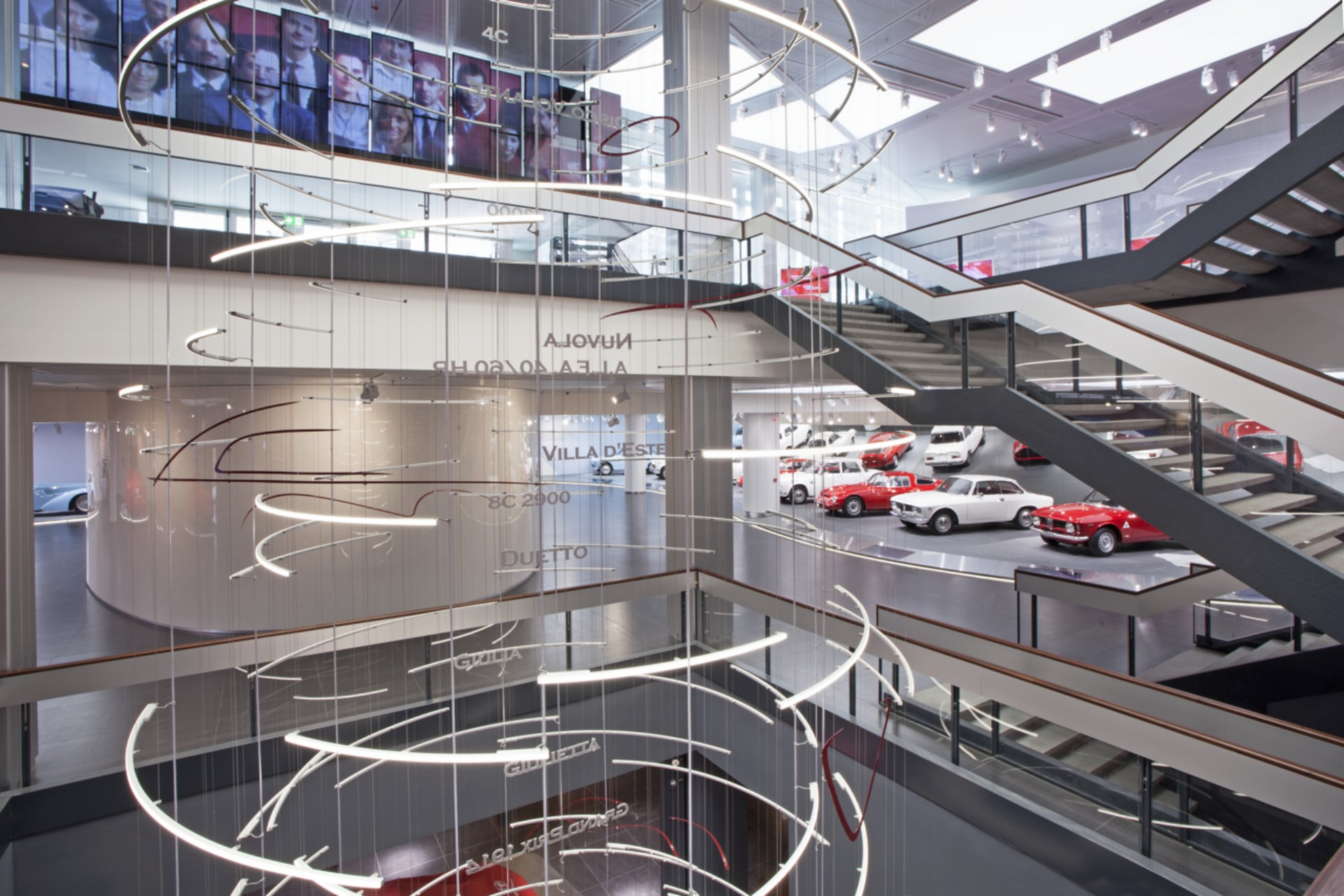 Fiandre en el Mipim 2017 y el Museo Storico Alfa Romeo