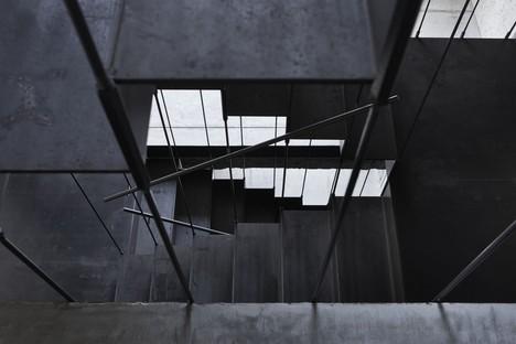Florian Busch Architects K8 Bar Galería en Kioto