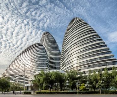 Un premio para el Wangjing Soho de Zaha Hadid Architects