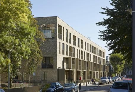 Alison Brooks Architects Ely Court Londres