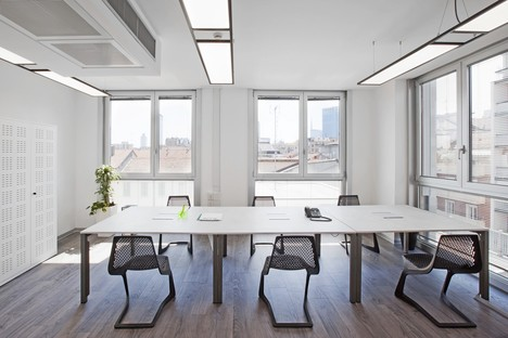 Studio DC10 Copernico un nuevo concepto para el lugar de trabajo