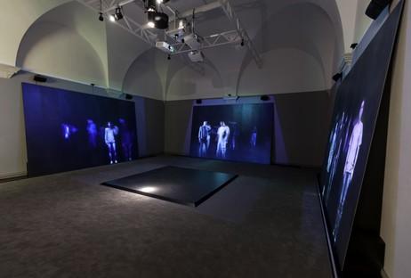 In Principio (e poi) Sala Studio Azzurro Museos Vaticanos