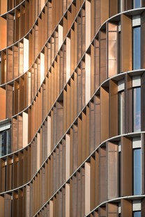 C.F. Møller Architects Maersk Tower edificio emblemático en Copenhague