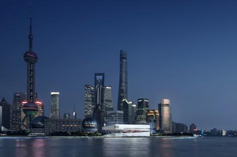 Open presenta el proyecto para el Pudong Art Museum de Shanghái