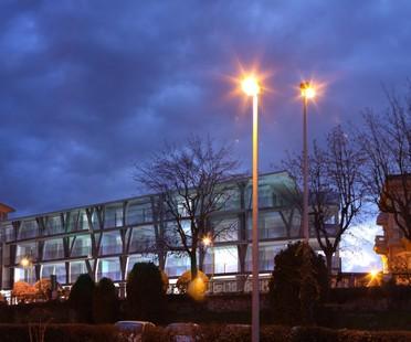 Gianni Arnaudo Architetto Edificio en Corso Giovanni XXIII en Cúneo