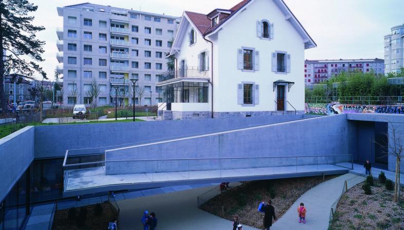 Exposición Pierre-Alain Dupraz La Topographie en Architecture - París