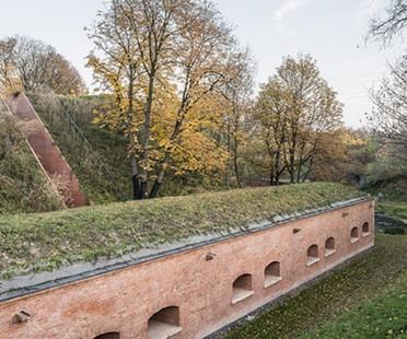 BBGK Architekci Katyn Museum Varsovia EU Mies Award 2017