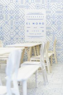 Cadena Asociados para El Moro, Churros desde 1935