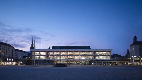 Gmp Concert hall Kulturpalast Dresde
