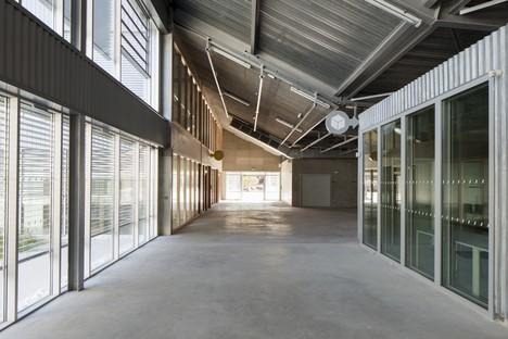 BLOCK architectes Étoile Centro de Investigación del Polo Científico de Évry