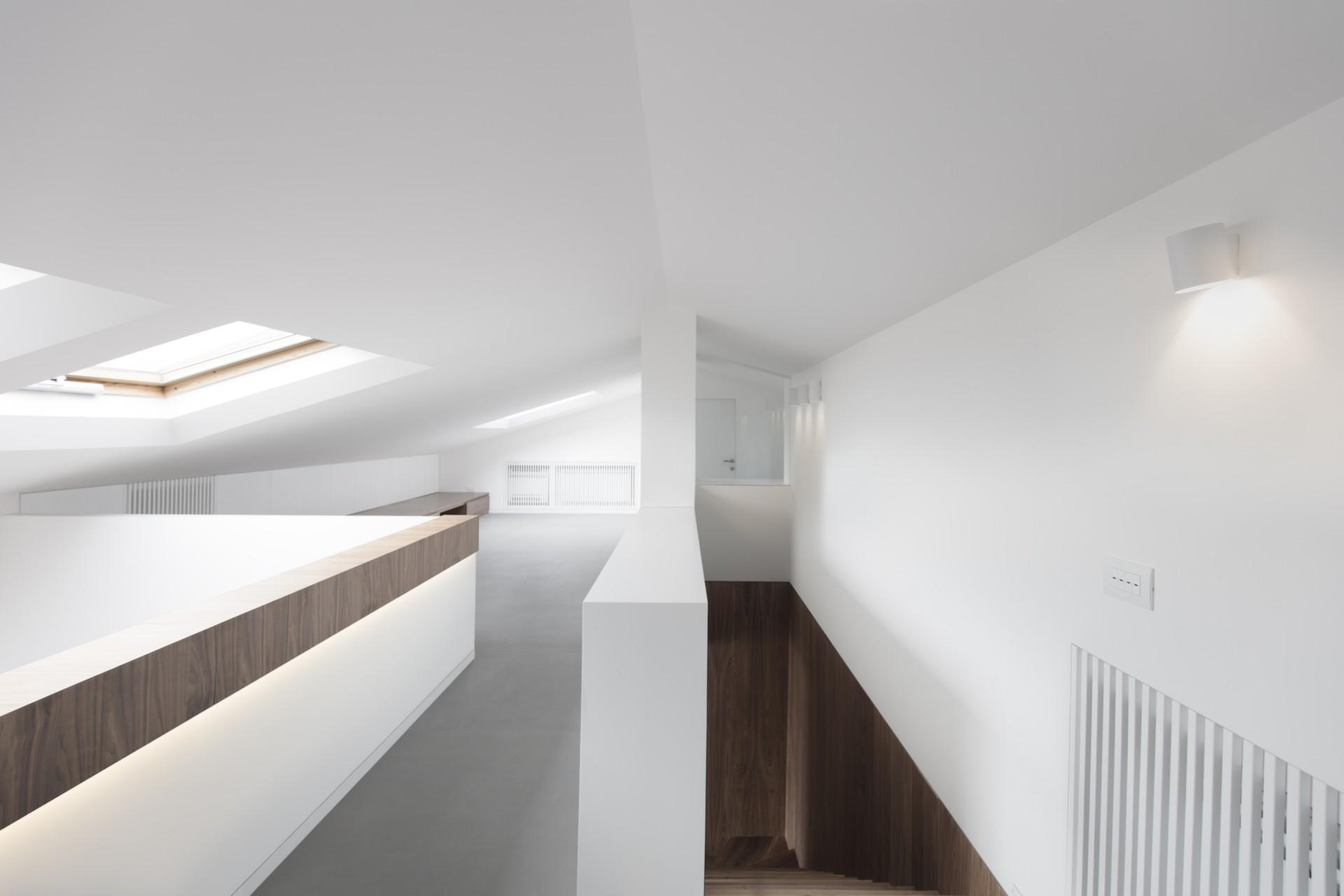 Studio DiDea proyecto de interiorismo para un ático en Palermo