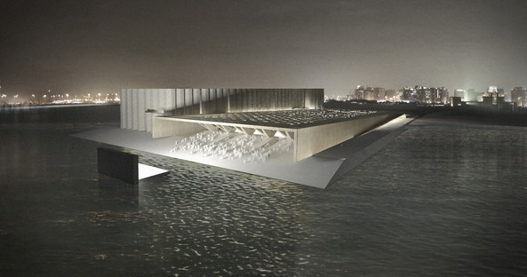 Art Mill International Design Competition gana Alejandro Aravena Elemental